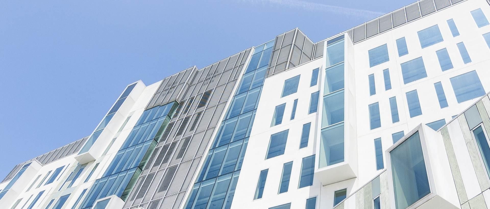 Fassadenreinigung vom Fachmann in Hamburg, Schleswig-Holstein und Niedersachsen