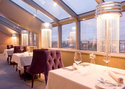 Hotel- und Gastronomieservice: Reinigung Restaurant