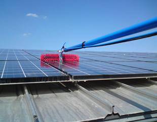 Photovoltaikanlagen Reinigung