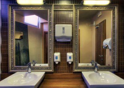 Hotel- und Gastronomieservice: Reinigung Sanitär