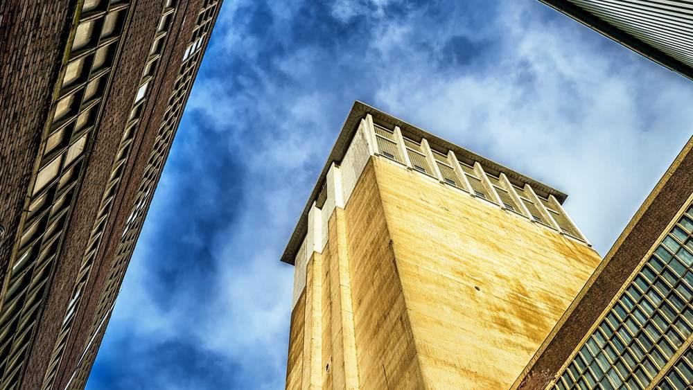 Trockeneisstrahlen für die Fassadenreinigung