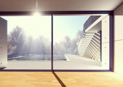 Unterhaltsreinigung Immobilie